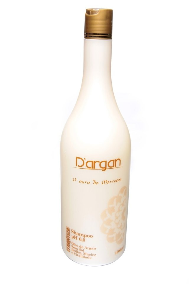 D'Argan - Shampoo pH 6