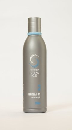 Step Kera Ice - Passo 3 - Power Keratin