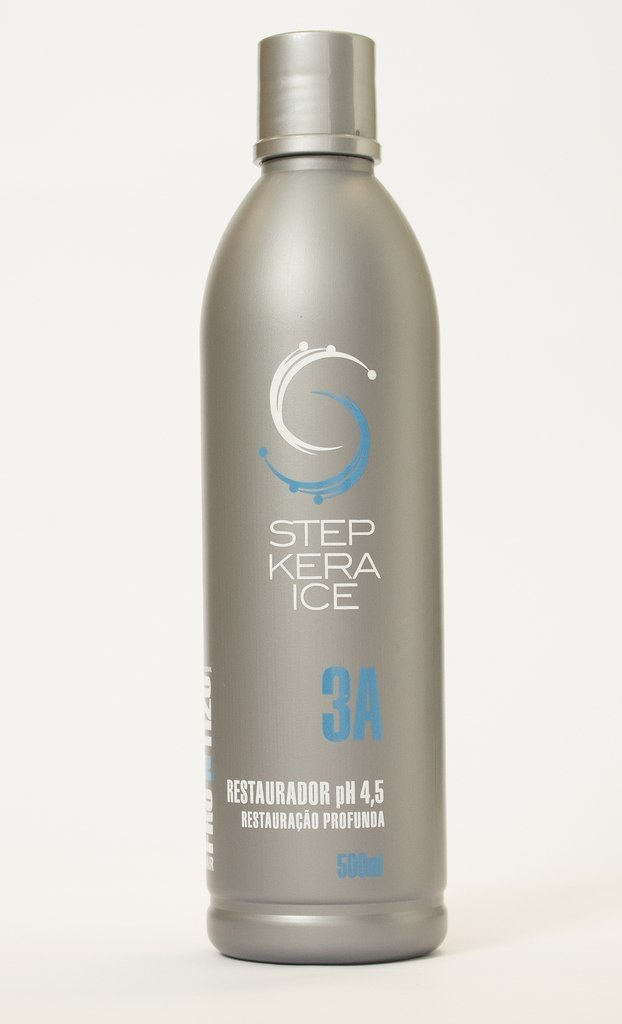 Step Kera Ice - Passo 3A - Power Restaurador