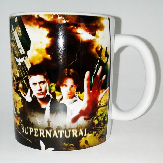 CANECA GEEK - SUPERNATURAL na internet