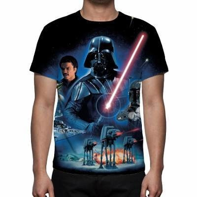 CAMISETA - STAR WARS - EPISÓDIO 5