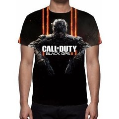 CAMISETA - CALL OF DUTY - BLACK OPS 3