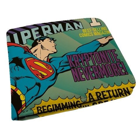CARTEIRA - SUPERMAN - DC COMICS