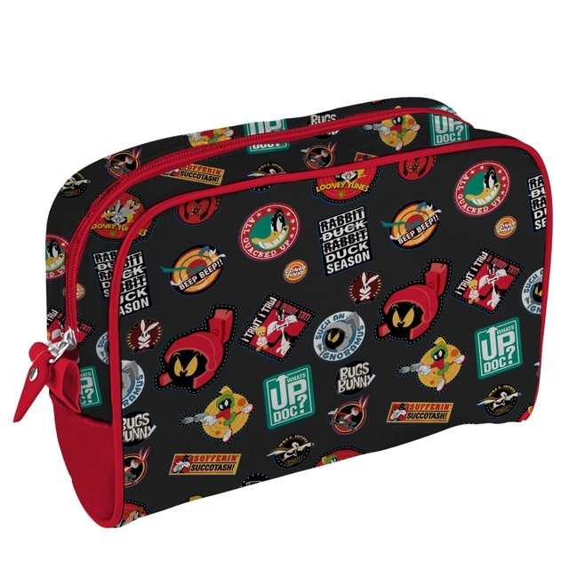 necessaire personagens looney tunes