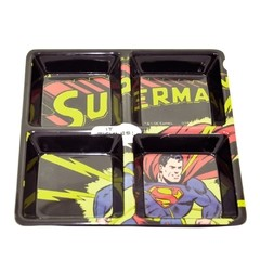 petisqueira superman dc comics
