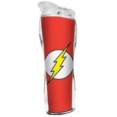 copo termico silhueta the flash dc comics