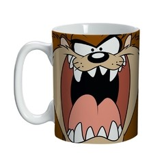 MINI CANECA - TAZ - LOONEY TUNES