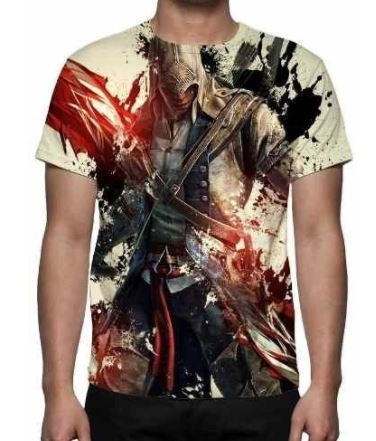 CAMISETA - ASSASSIN'S CREED