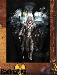 CAMISETA GEEK - ASSASSIN'S CREED - SYNDICATE