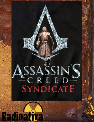 Camiseta Geek e Nerd - Assassin's Creed - Syndicate
