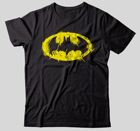 CAMISETA - BATMAN