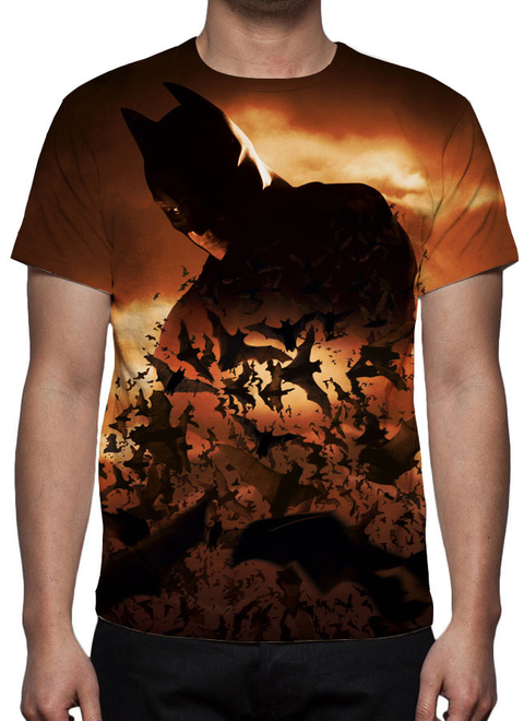 CAMISETA GEEK - BATMAN - BEGINS