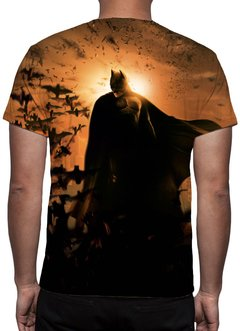 CAMISETA GEEK - BATMAN - BEGINS - MOD. 2