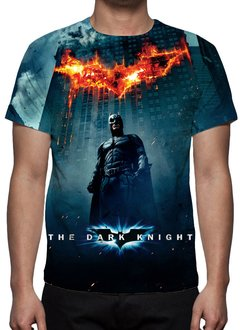 CAMISETA GEEK - BATMAN - THE DARK KNIGHT