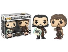 boneco colecionavel funko pop box battle of the bastards game of thrones