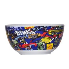 KIT 2 BOWL - SUPER HERÓIS - DC COMICS