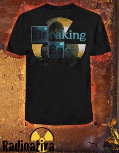 CAMISETA GEEK - BREAKING BAD