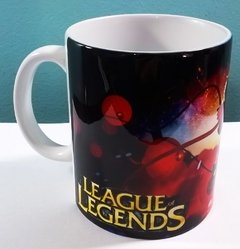 CANECA GEEK - LEAGUE OF LEGENDS 1