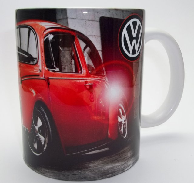 CANECA CERÂMICA - FUSCA AIR COOLED COLECTION na internet