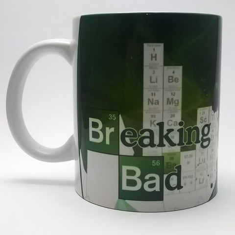 CANECA GEEK - BREAKING BAD 1