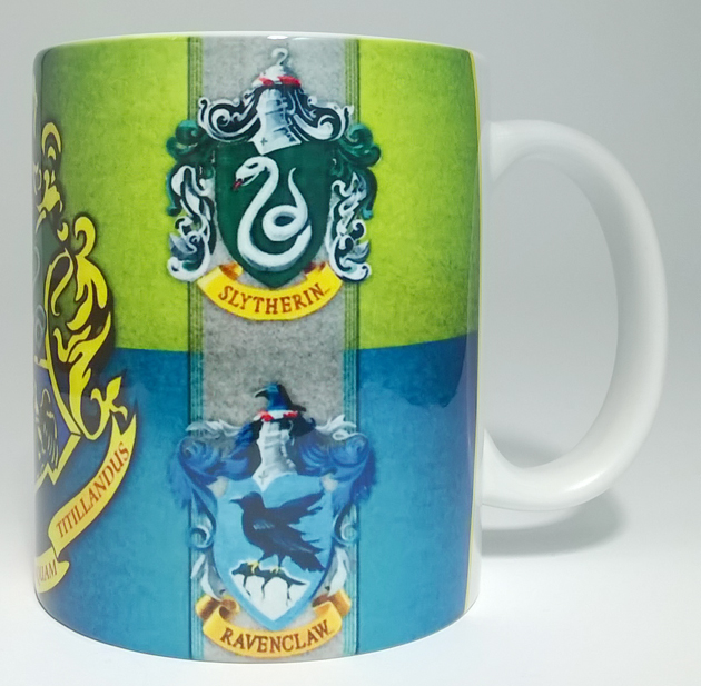 CANECA GEEK - HARRY POTTER na internet