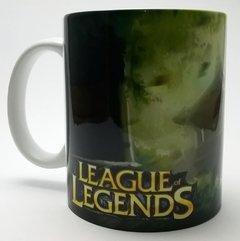 CANECA GEEK - LEAGUE OF LEGENDS 3