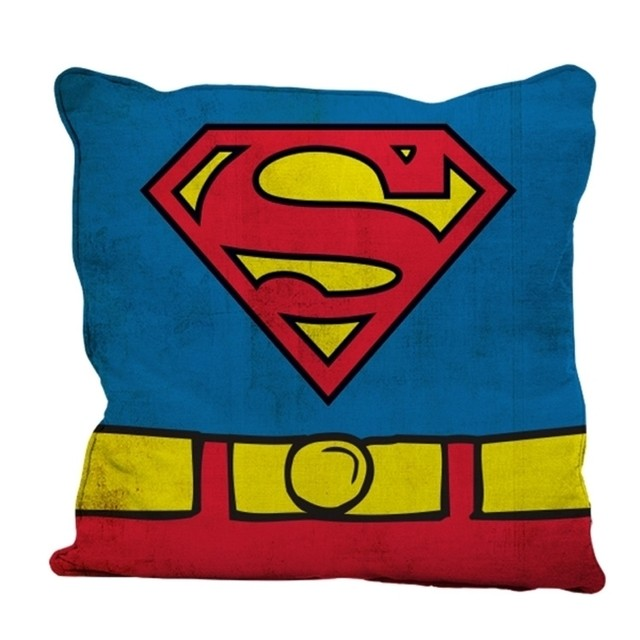 ALMOFADA - SUPERMAN - BODY - DC COMICS