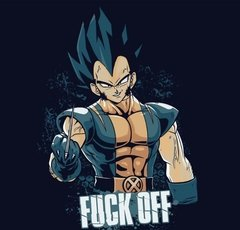 camiseta geek carcaju sayajin red bug dragon ball z