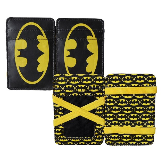 CARTEIRA - BATMAN - DC COMICS