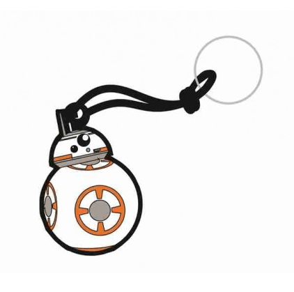 CHAVEIRO - BB-8 - STAR WARS
