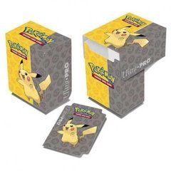 DECK BOX - POKÉMON - PIKACHU - ULTRA PRO