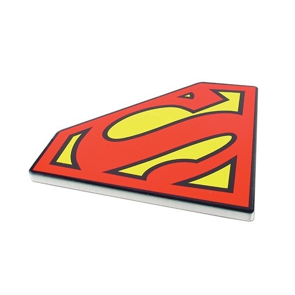 descanso de panela superman dc comics