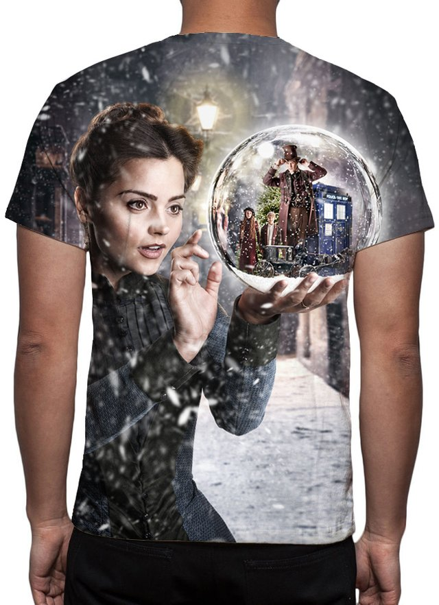 Camiseta Geek e Nerd - Doctor Who