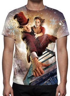 CAMISETA GEEK - DOCTOR WHO - THE SNOWMEN