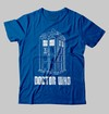 CAMISETA GEEK - DOCTOR WHO
