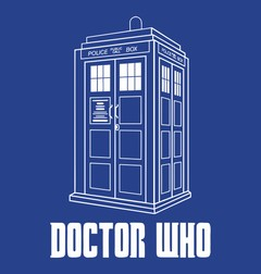CAMISETA GEEK - DOCTOR WHO - comprar online