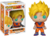 boneco colecionavel funko pop dragon ball z super saiyan goku