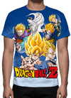 CAMISETA INFANTIL - DRAGON BALL Z