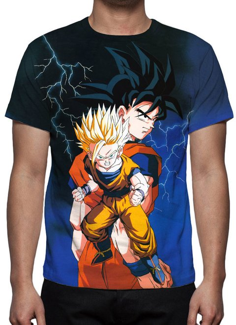 CAMISETA INFANTIL - DRAGON BALL Z - MOD. 03