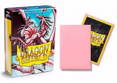 card sleeves Dragon Shield mini matte pink yu-gi-oh! card game