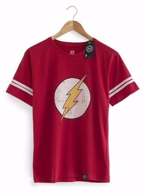 CAMISETA - THE FLASH DC COMICS