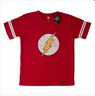 CAMISETA - THE FLASH - DC COMICS na internet