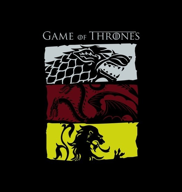 CAMISETA - GAME OF THRONES - comprar online