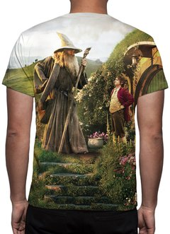 CAMISETA GEEK - O HOBBIT - GANDALF