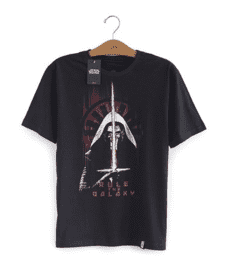 CAMISETA - STAR WARS - KYLO REN
