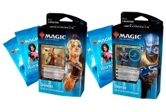 magic the gathering lealdade em ravnica domri e dovin card game