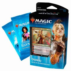 magic the gathering lealdade em ravnica deck de planeswalker domri card game