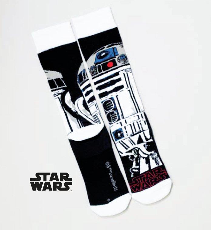 38c6f7fa5 MEIA URBAN LUPO - R2-D2 - STAR WARS