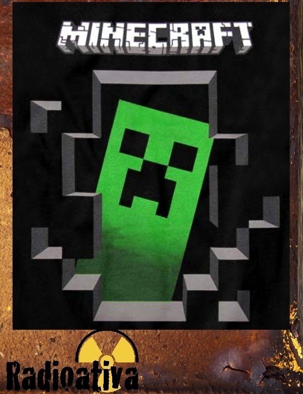 CAMISETA GEEK - MINECRAFT - CREEPER - comprar online