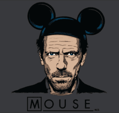 CAMISETA GEEK - MOUSE